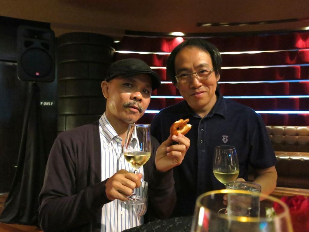 Austrian Embassy Wine Tasting 2015 Feb 6 - 28
