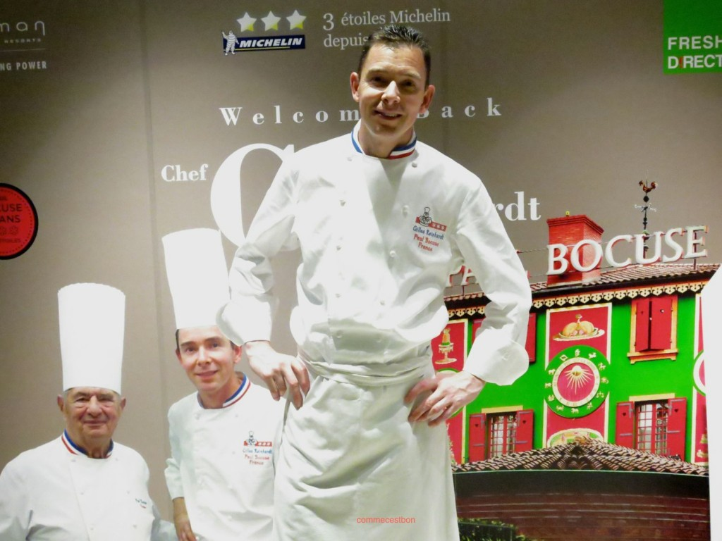Paul Bocuse's 50 anniversary at Pullman King Power 2015 June 6 - 113