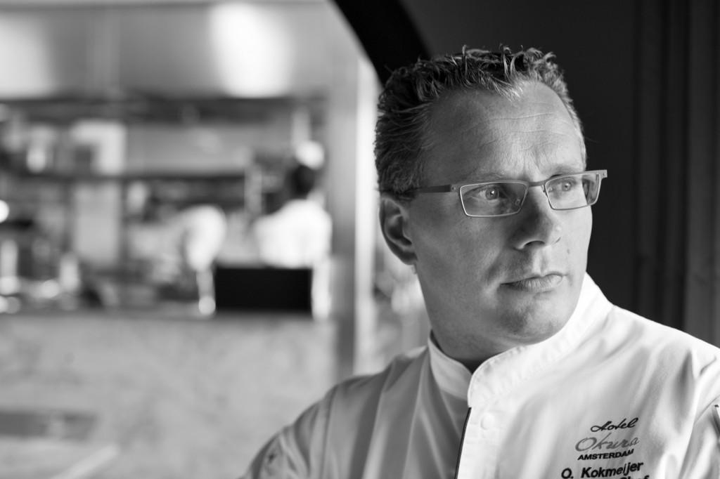Chef Onno Kokmeijer