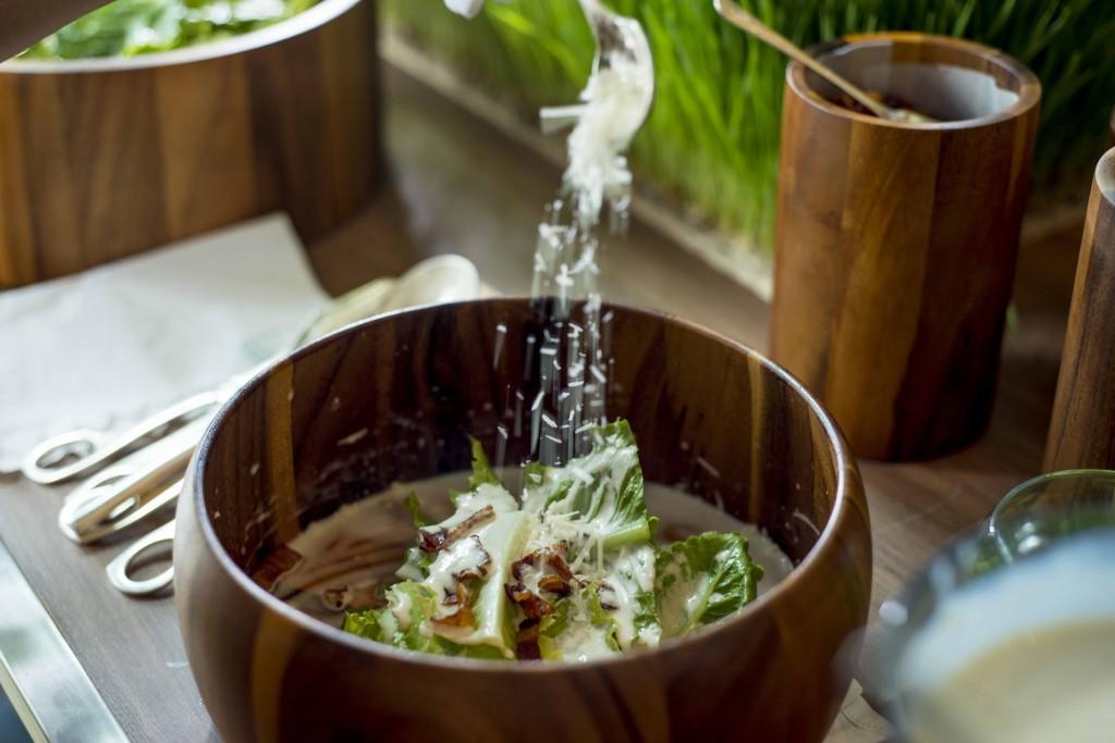 The Peninsula Bangkok_Sundays at the Pen_Caesar Salad