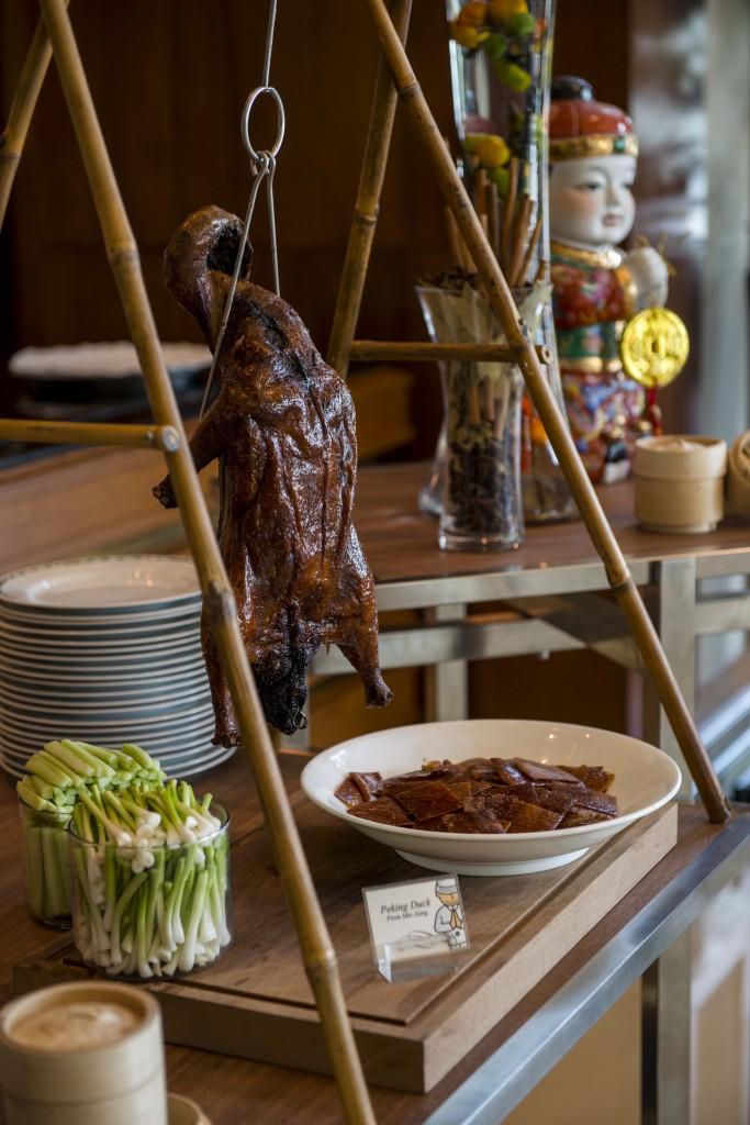 The Peninsula Bangkok_Sundays at the Pen_Peking Duck