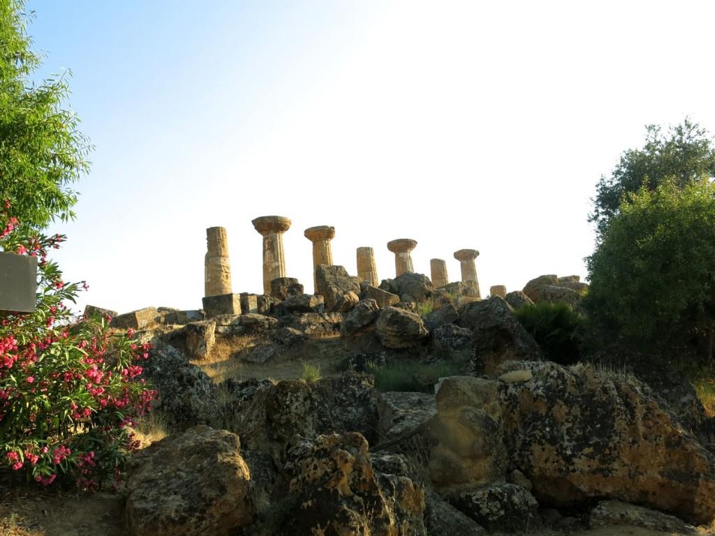 Sicily, Agrigento 2015 July 3 - 18