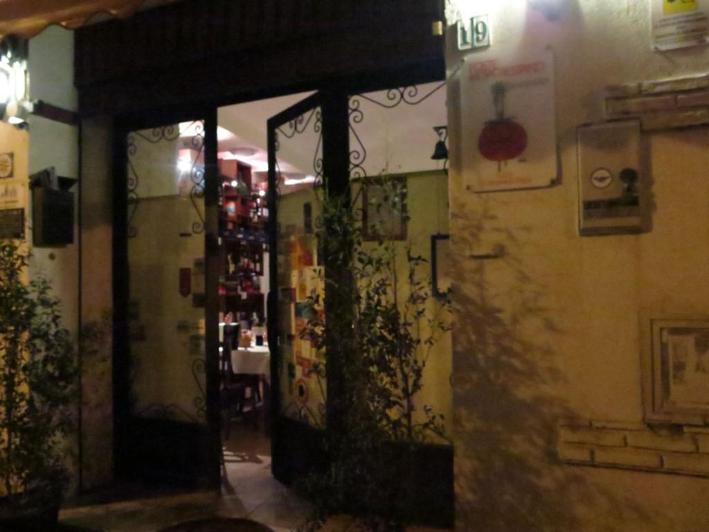 Sicily, Licata l'oste e il sacrestano restaurant 2015 July 3 - 51