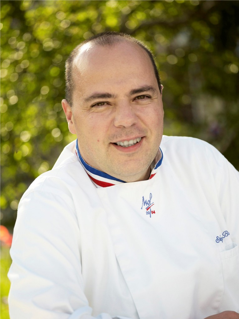 2-Michelin Star Chef Stephane Buron