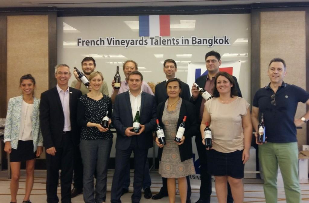 French vineyards 2016 May 11 - (2)