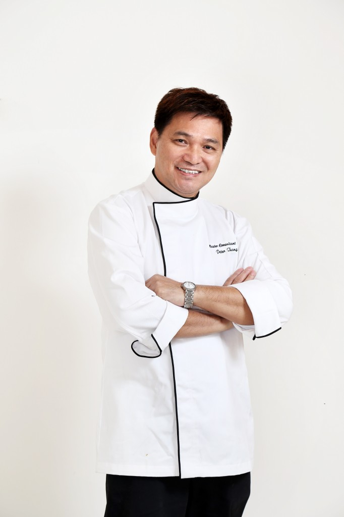 Master Chef Peter Tsang