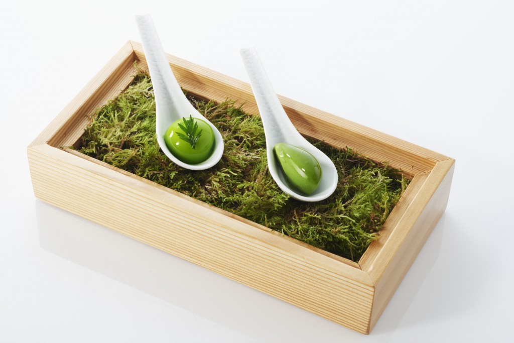 Menu by 2-Michelin Star Chef Stephane Buron (1)