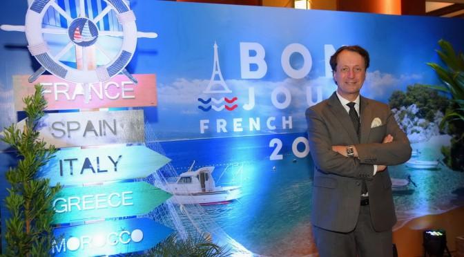 2. มร.จิลส์ การาชง เอกอัครราชทูตฝรั่งเศสประจำประเทศไทย