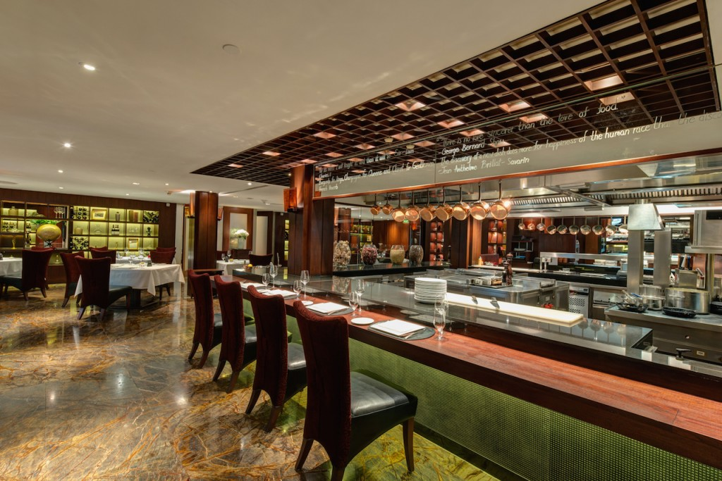 3. Fireplace Grill and Bar InterContinental Bangkok - Chef Jean Marc Banzo