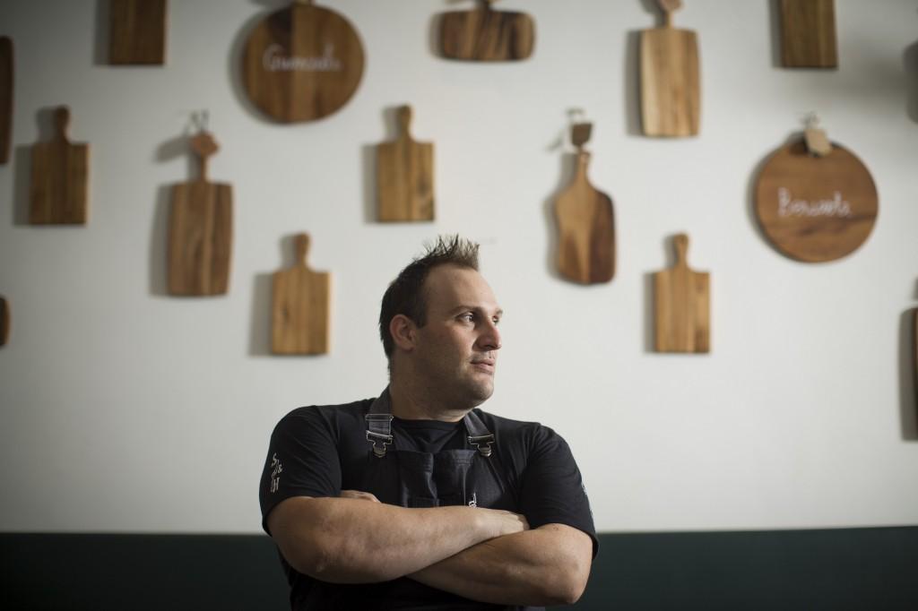 Chef Drew Nocente-L