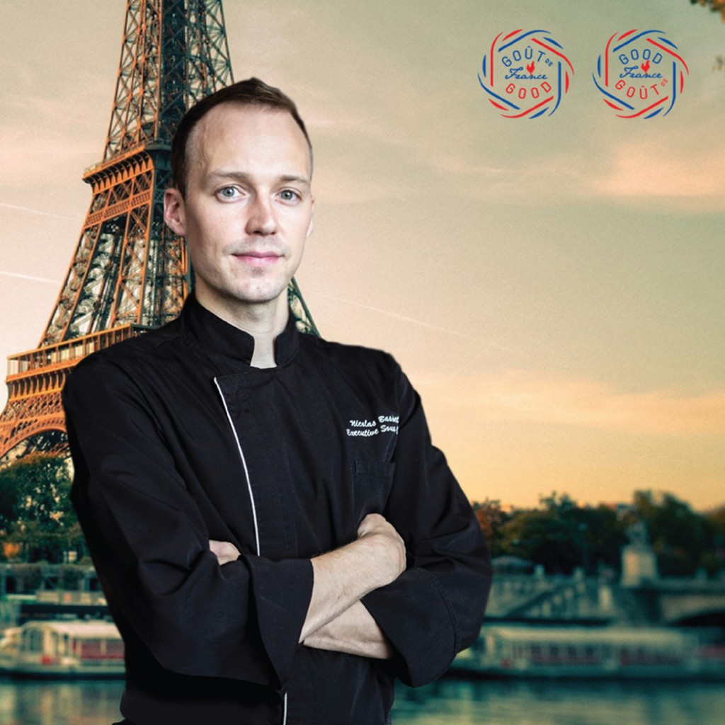 French Executive Sosu Chef  Nicolas