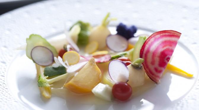 Arlequin-de-légumes-en-aigre-doux. ©Photo credit: Dos-Stéphanie-Fraisse