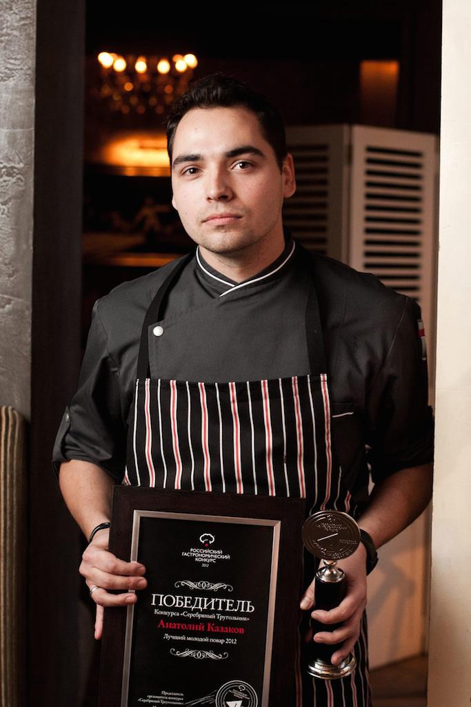 Chef Anatoly Kazakov 2