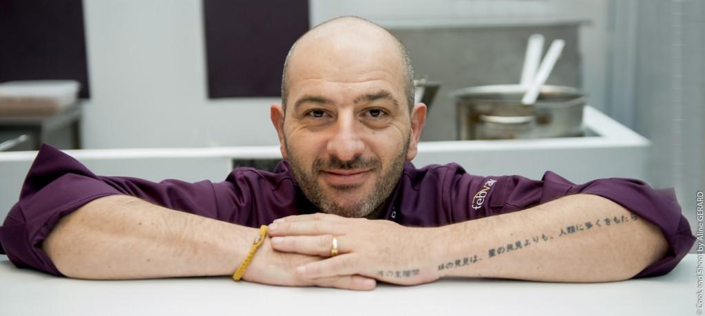 Chef Hervé Rodriguez