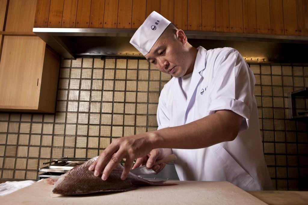 Chef Shinichiro Takagi 2