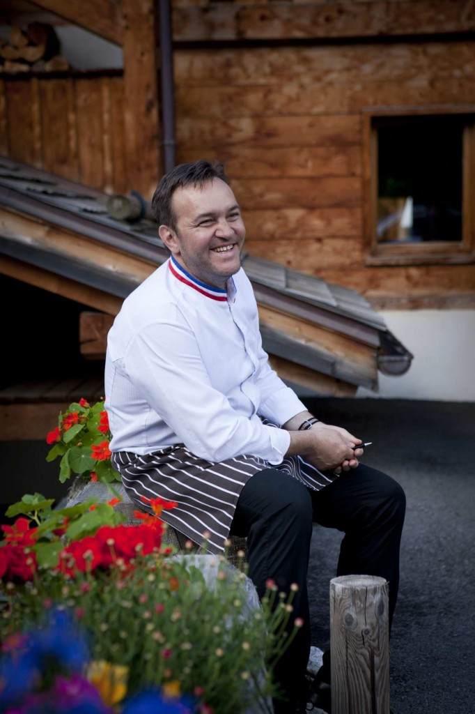 3-Michelin Star Chef Emmanuel Renaut