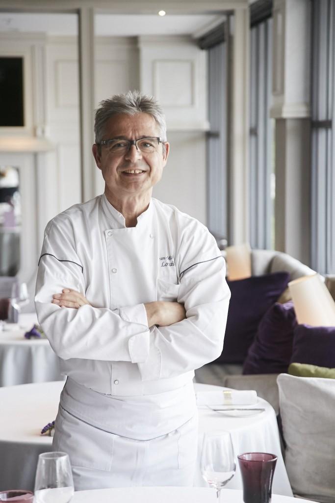 Chef Jean-Michel
