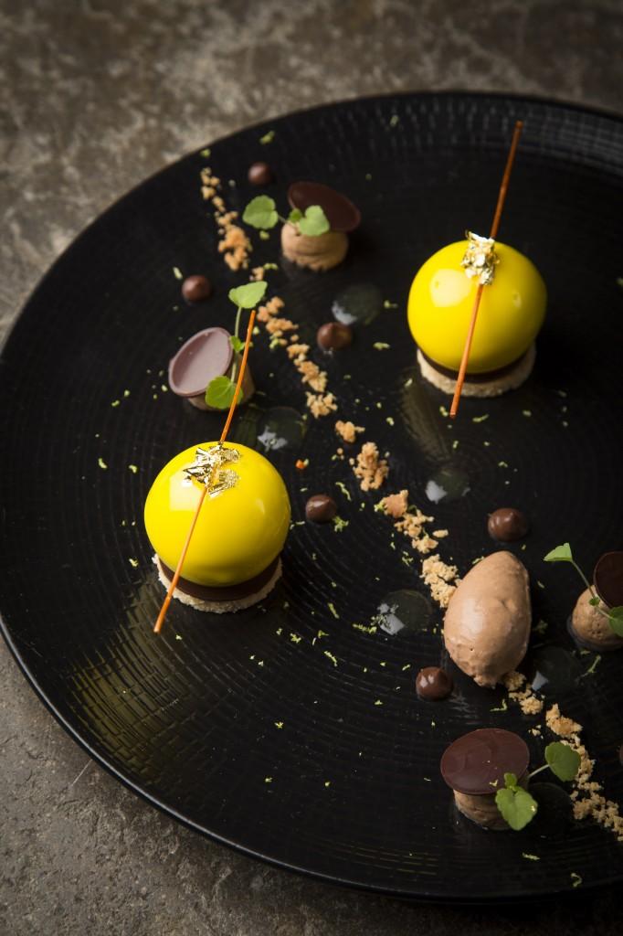 02.Food Shot_One Michelin Star Chef Nicolas Isnard