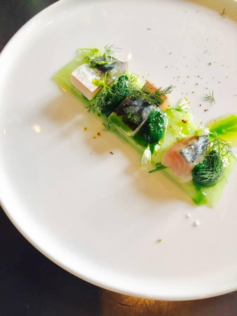 Itineraires Michelin-Starred Chef Sylvain Sendra (1)