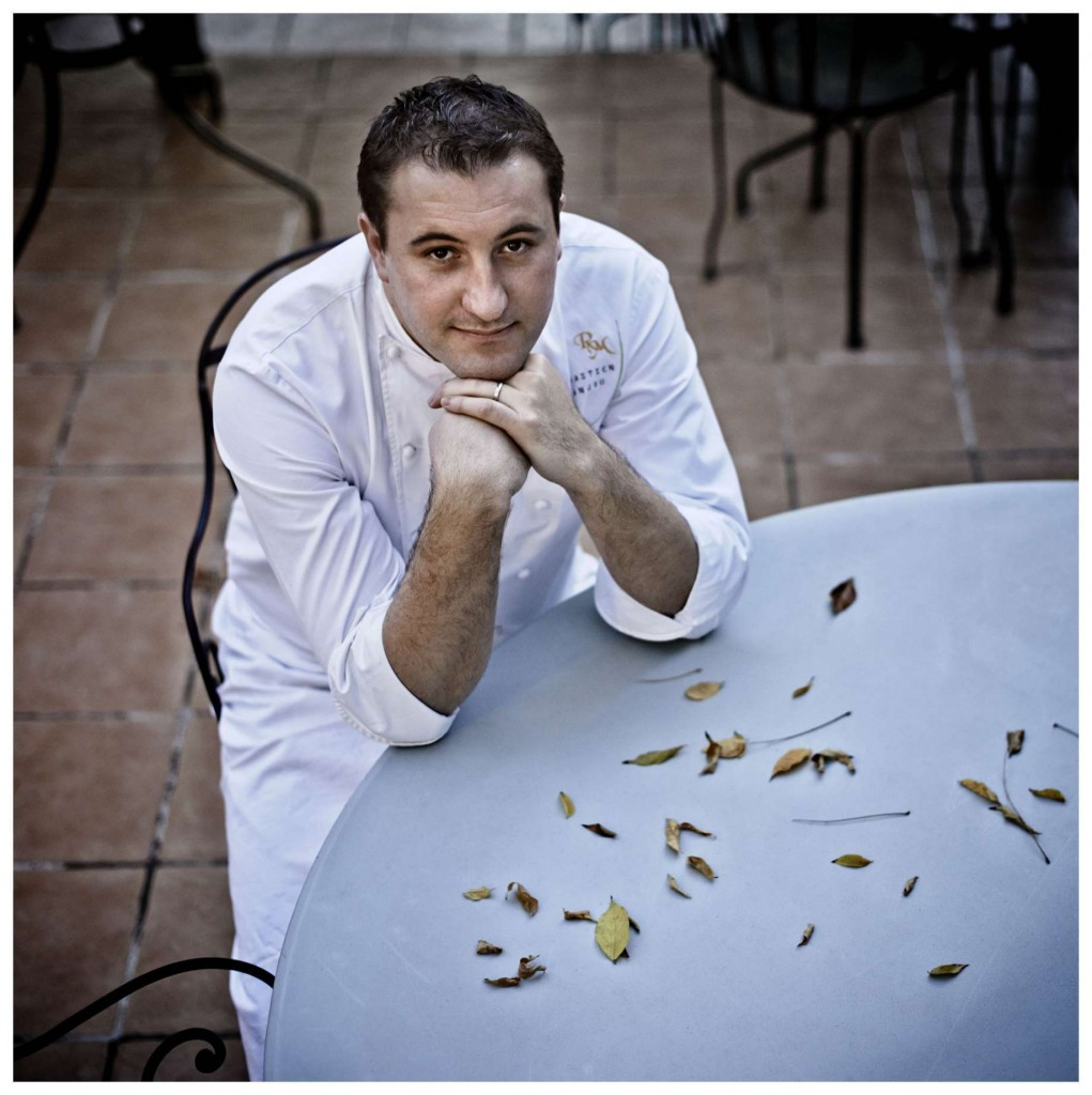 Mr. S?bastien Sanjou, 1-Michelin Star Chef (25 - 28 April 2018)
