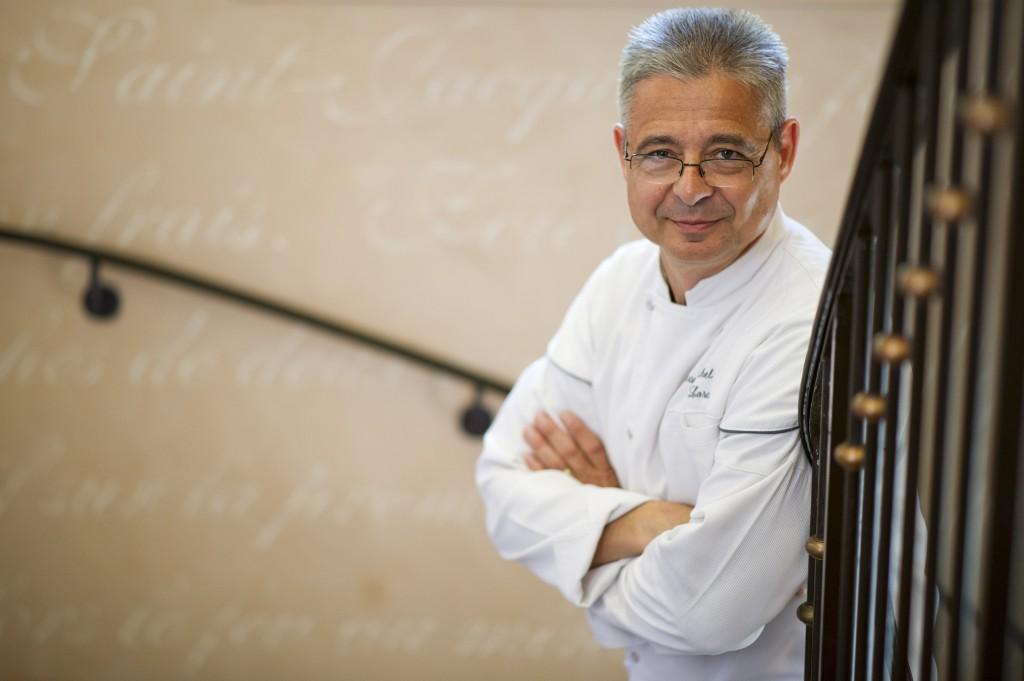 Chef Jean-Michel Lorain
