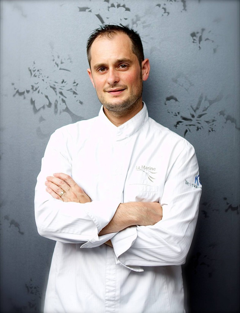 2-Michelin Star Chef Alexandre Couillon 2
