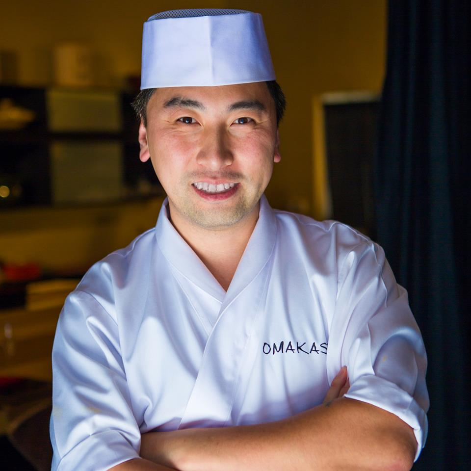 1-Michelin Star Omakase Chef Jackson Yu