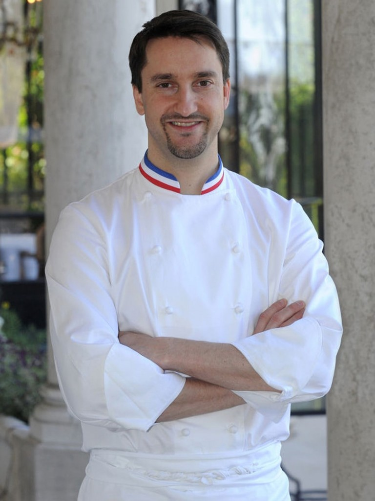 2-Michelin Star Chef Philippe Mille (2)