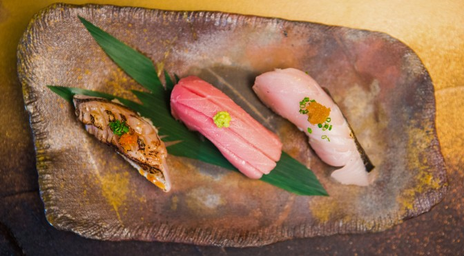 Omakase by 1-Michelin Star Omakase Chef Jackson Yu (2)