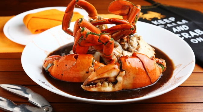 Pepper Crab 1