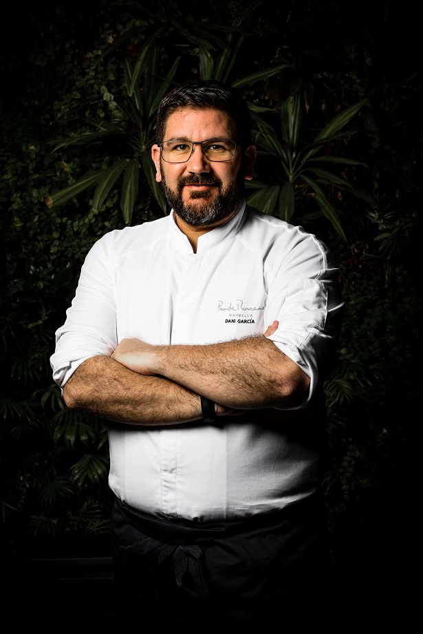 Chef Dani García_resied