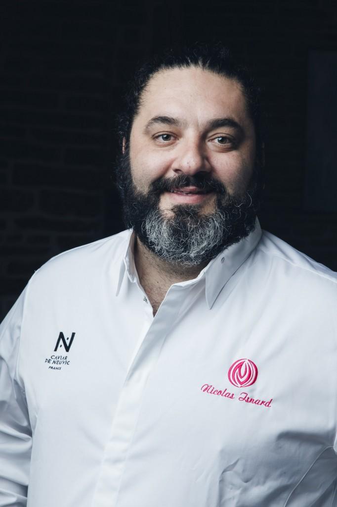 Chef Nicolus Isnard