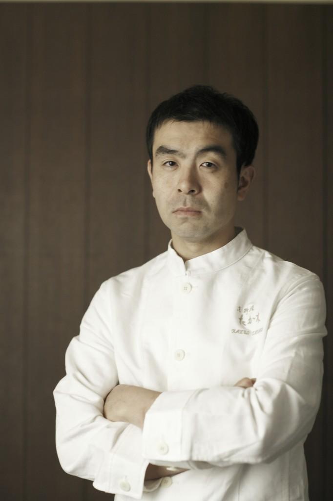 Two Michelin-Starred Chef Takagi Kazuo