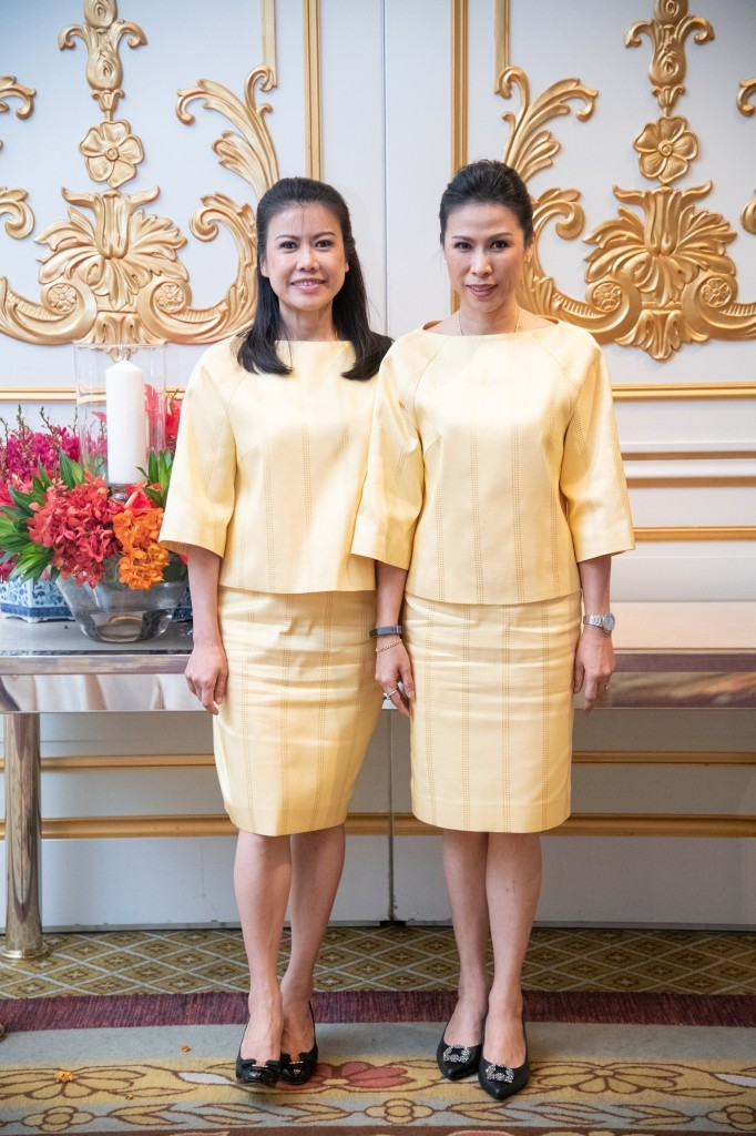 Nuntiya & Patcharin Hame-ung-gull of Gourmet One Food Services (Thailand) Co., Ltd_Photo