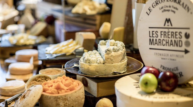 So Sofitel Bangkok Holds a Delightful Cheese Night, a
