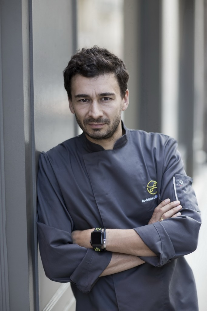 Chef Rodolphe Landemaine