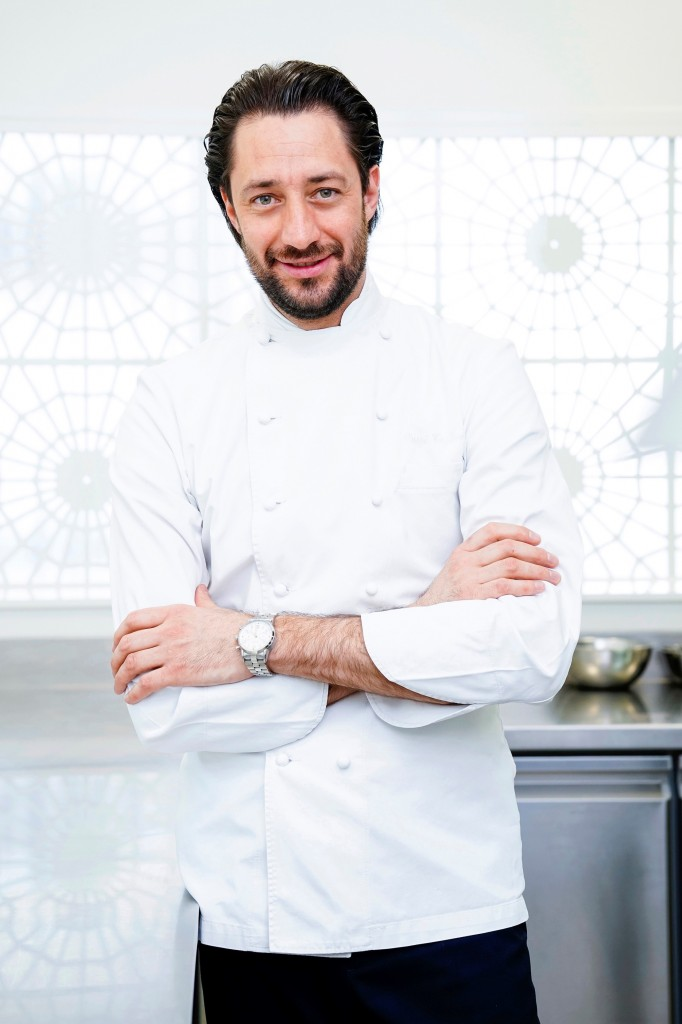 A Michelin Starred Chef Luigi Taglienti (4)