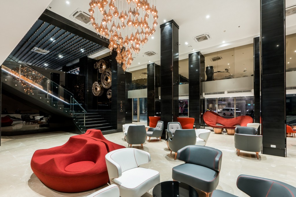 Hotel Verve_Lobby