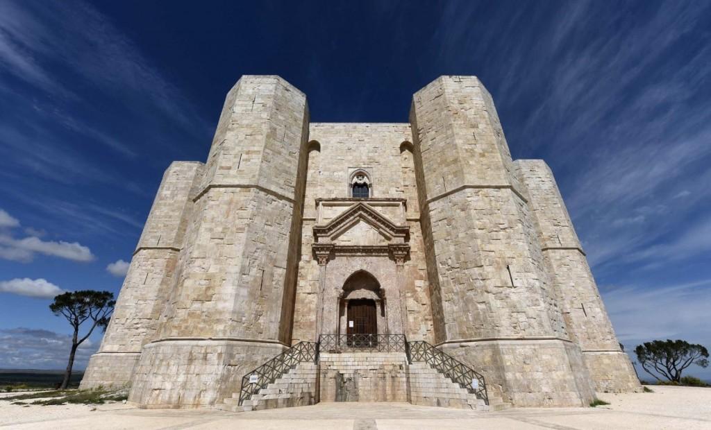 Castel del Monte rid