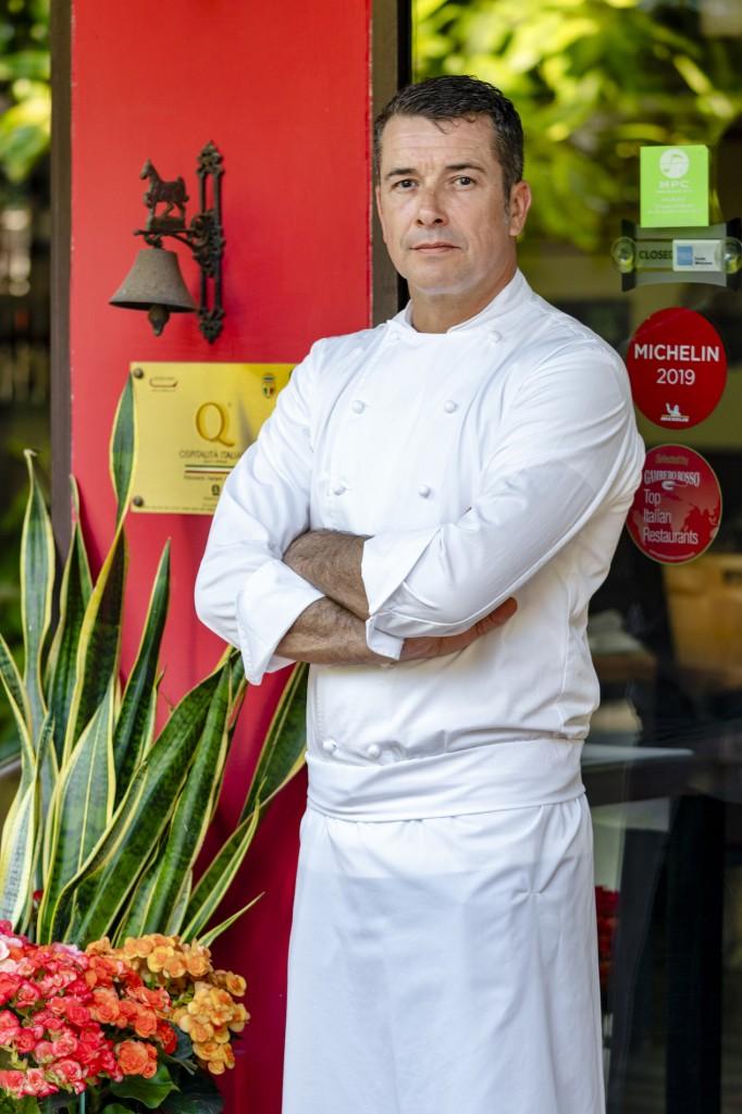 Chef Stefano Borra1