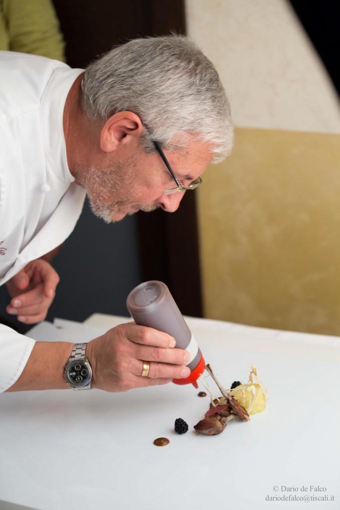Michelin Star Chef Tano Simonato  (2)
