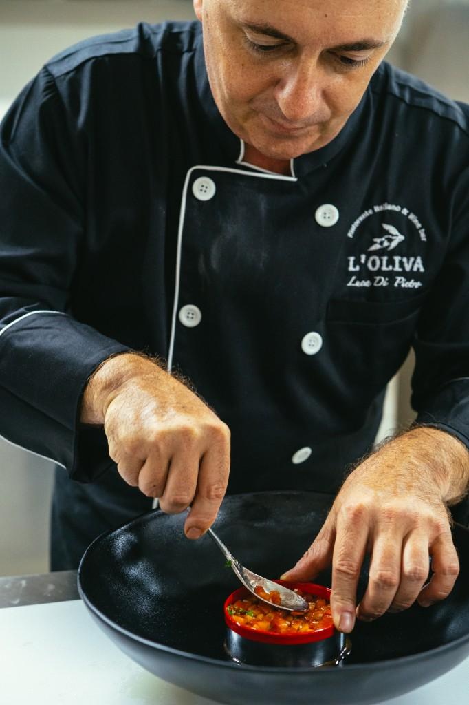 Chef Luca Di Pietro