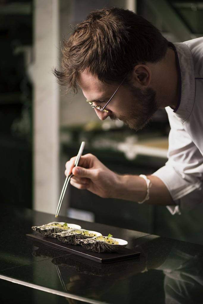 Chef Amerigo Sesti