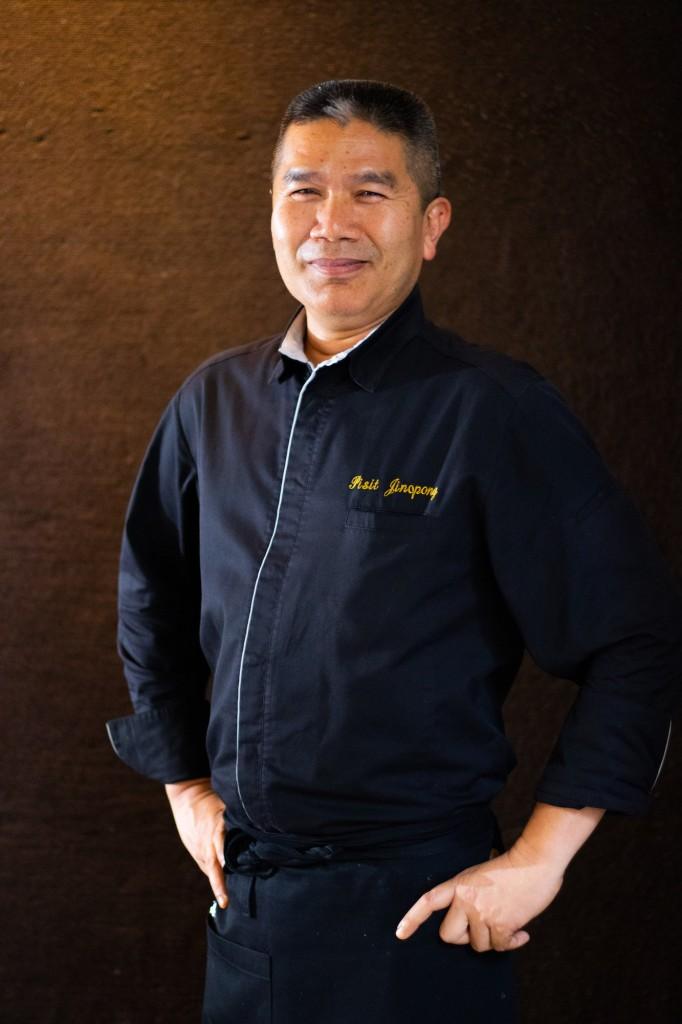 Chef JINO Pisit Jinopong