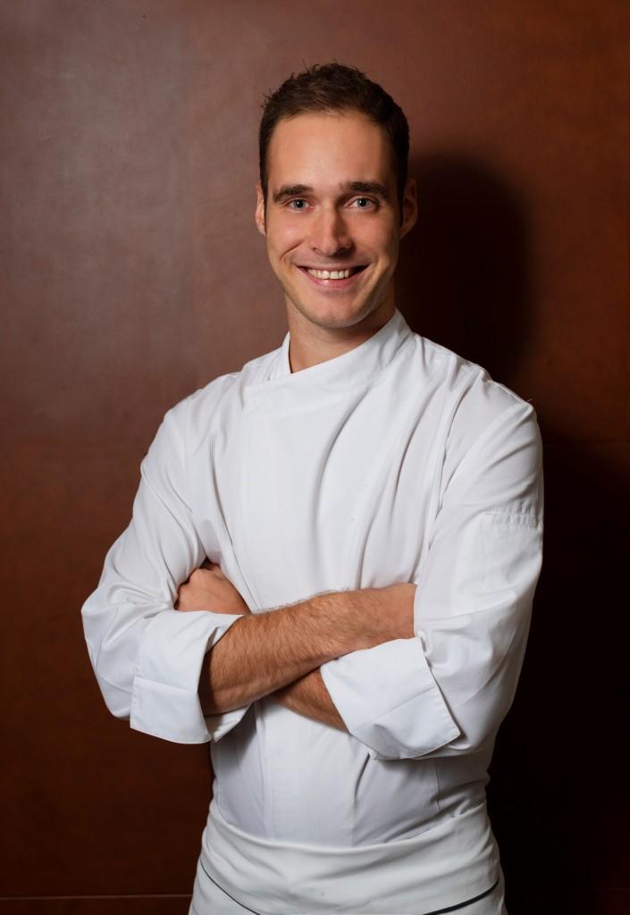 Chef Rick Dingen