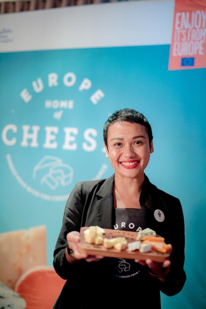 Europe Home Of Cheese@Scarlett 1