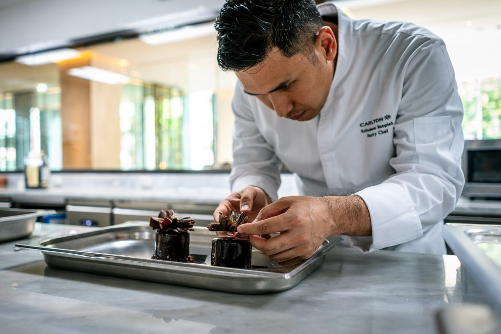 Kritnakorn Rooplek, Pastry Chef, Tuxedo Espresso Bar