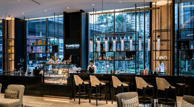 Tuxedo Espresso Bar, Carlton Hotel Bangkok Sukhumvit (2)