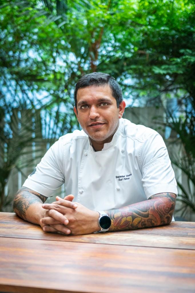 Chef DK