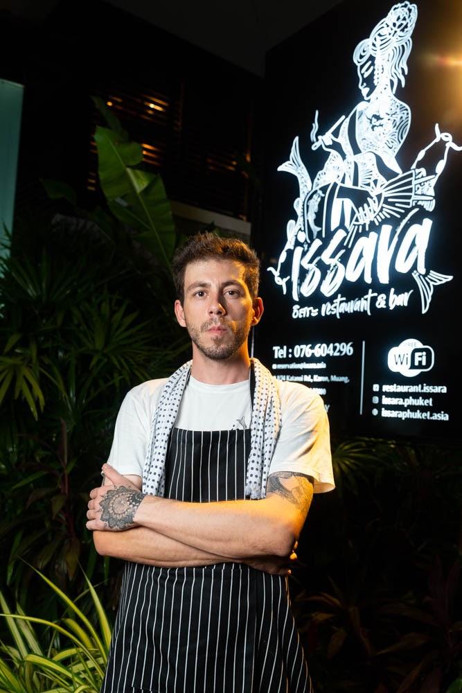 Chef Nikolar Lesar